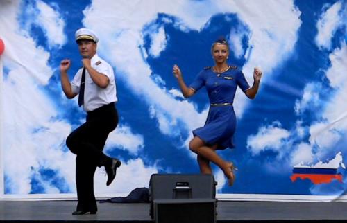 танцевальный экипаж