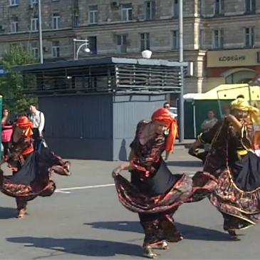 Московское варенье на Поклонке 2014