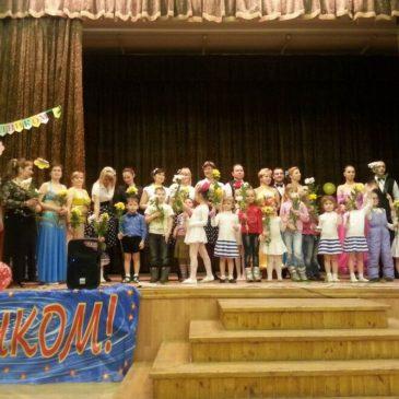 Праздник в Изваринской школе 8 марта 2014 года
