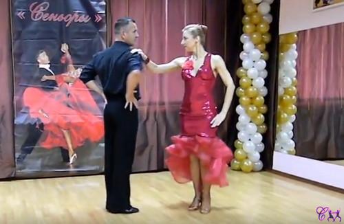 Танец Танго (28.06.2014)