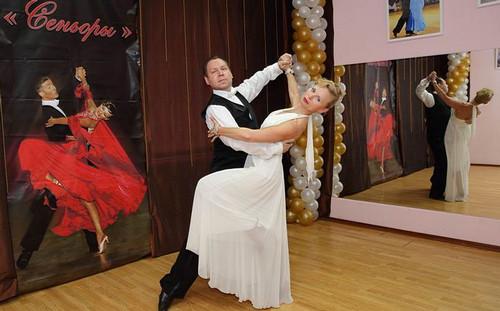 Танец Медленный вальс (28.06.2014)