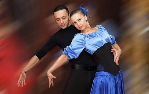 Танец Пасодобль (28.06.2014)