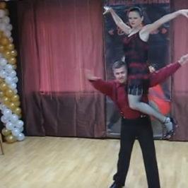 Танец Джайв (28.06.2014)