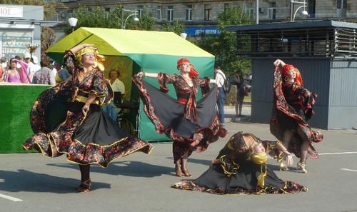 Танец Цыганочка (28.06.2014)