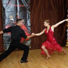 Танго страстный танец двух сердец