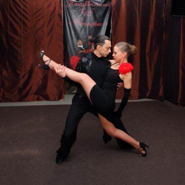 Танец Танго: безудержная страсть и строгость