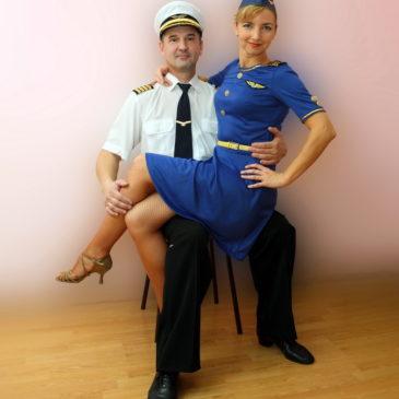Танцевальный экипаж: танец в стиле джайв