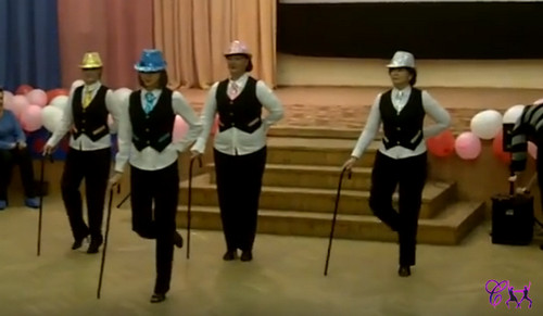 Танец «Ретро Данс» (28.11.2014)