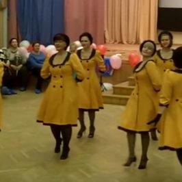 Танец «Французский вальс» (28.11.2014)