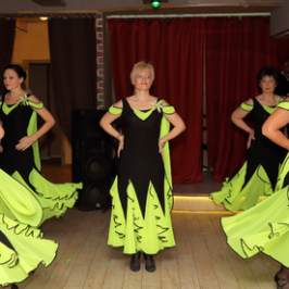 Танец «Танго» (28.12.2014)