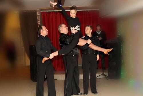Танец «Мои мечты» (28.12.2014)
