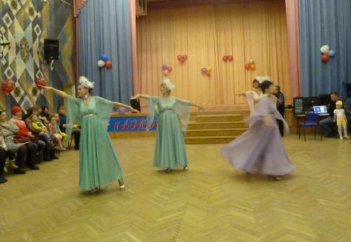 танец Фантазии
