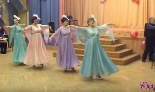 танец «Фантазии»