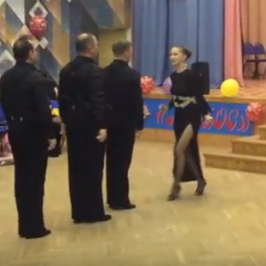 Танец «Мои мечты» (10.03.2015)