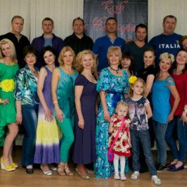 Отчетный концерт танцевального коллектива «Сеньоры»( 30 июня 2015)
