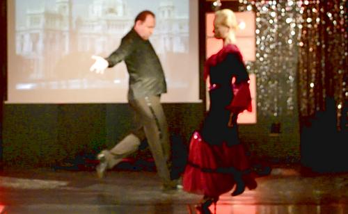 Танец «Пасадобль» 25.09.2015