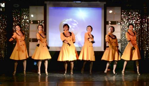 танец «Французский вальс» 25.09.2015