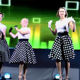 танец «Город мой — Москва» 5.09.2015