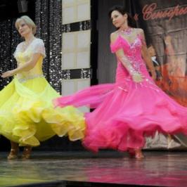 Танец «Вальс цветов» (19.12.2015)
