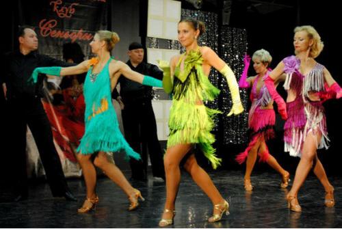 Танец Самба (ансамбль) (19.12.2015)