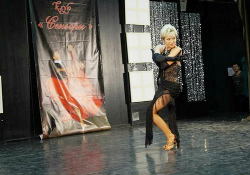 Танец «Чувство» (19.12.2015)