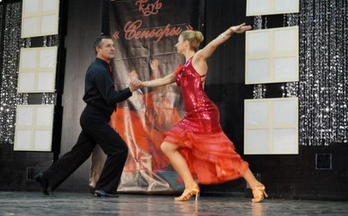 Танец «Танго» (19.12.2015)