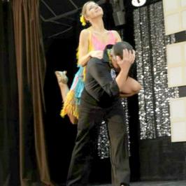 Танец «Самба» (19.12.2015)