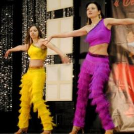 Танец «Латинские ритмы» (19.12.2015)