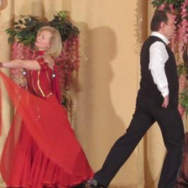 Танец Вальс «В поисках утраченного» (27.11.2015)