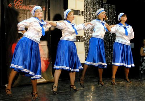 Танец «Матросские ночи» (19.12.2015)