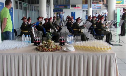 Аэропорту Внуково - 75!