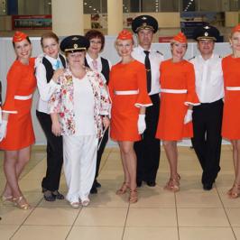 Аэропорту Внуково — 75! Фотоотчет