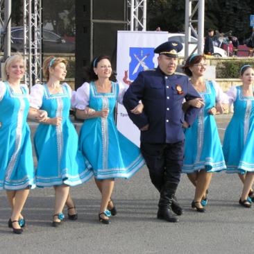 День города Москва (11.09.2016)