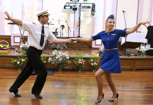 Танец Джайв (свадьба 2015)