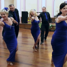 Танец Румба (свадьба 2015)