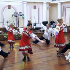 Танец Вася-Василек (свадьба 2015)