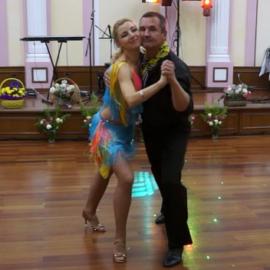 Танец Самба (свадьба 2015)