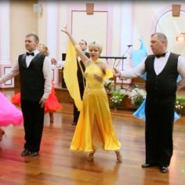 Танец Вальс (свадьба 2015)