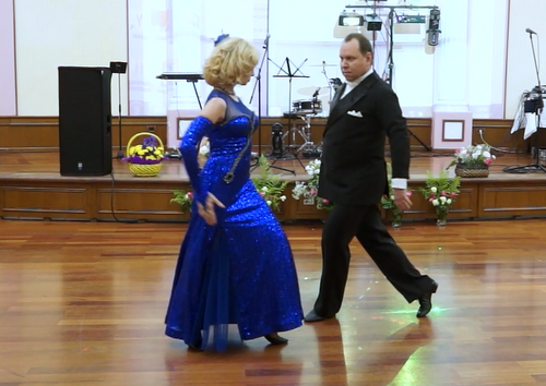 Танец Слоуфокс (свадьба 2015)