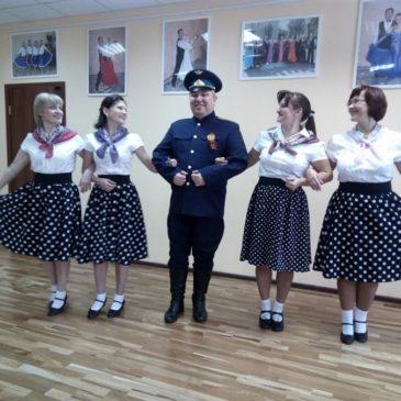 Танец «Случайный вальс» 27.01.2017
