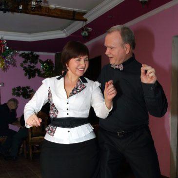 Возраст танцам не помеха