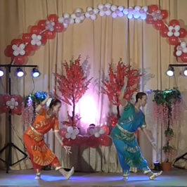 Танец «Индийский карнавал» 10.03.2017