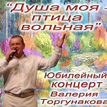 Юбилейный концерт Валерия Торгунакова (10.06.2017)