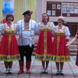 День города 7 сентября 2017 в поселке Минвнешторга