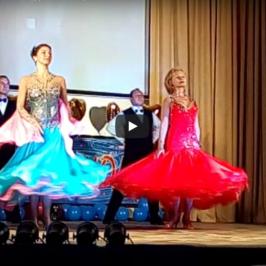 Танец Венский вальс (24.11.2017)
