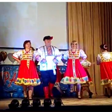 Танец «Не ходите, девки, замуж» (24.11.2017)