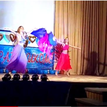 Танец Самба (24.11.2017)