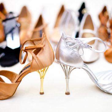 Как правильно выбрать обувь для танцев?