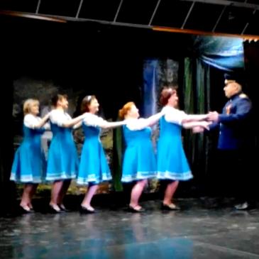 Танец Моя Марусечка (видео 27 апреля 2018 года)