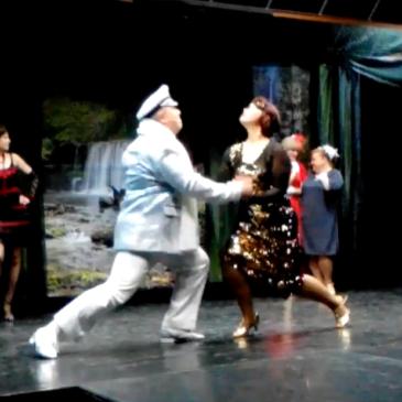 Танец Танго с Остапом (видео 27 апреля 2018 года)